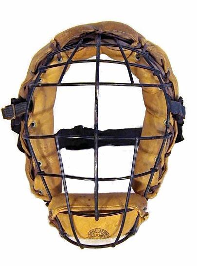 1910's Spalding Model A Catcher's Mask