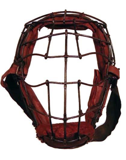 1890's Baseball Catcher's Mask