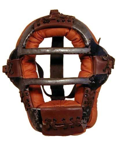 1920's Vintage Baseball Catcher's Mask