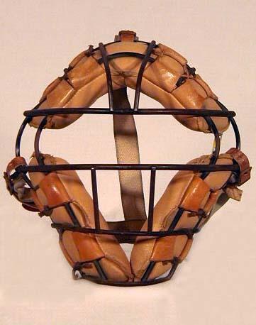 1950s Antique Baseball Catcher's Mask