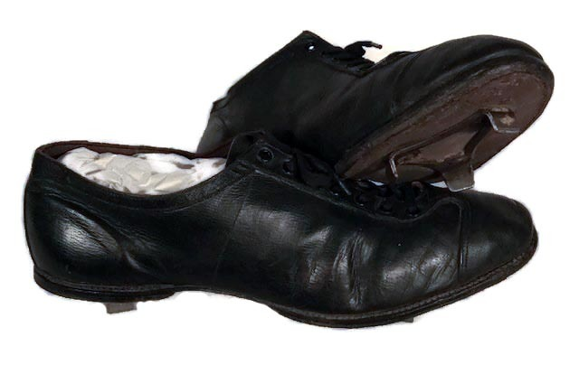 1920's Vintage Baseball Shoes - Treman, King Company