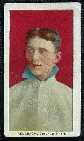 1909 E95 Philadelphia Caramel Baseball Card