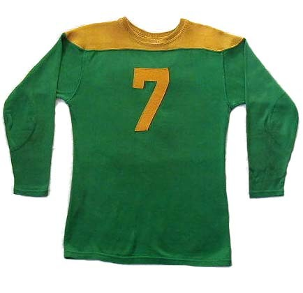 1930's Antique Football Jersey