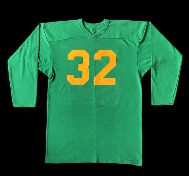 1960's Russell Athletics Football Jersey