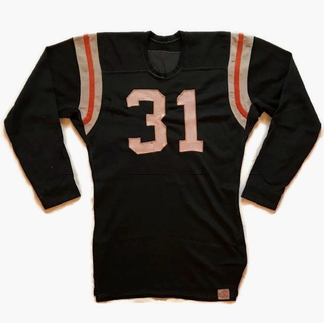 1930-40's Lowe & Campbell Football Jersey