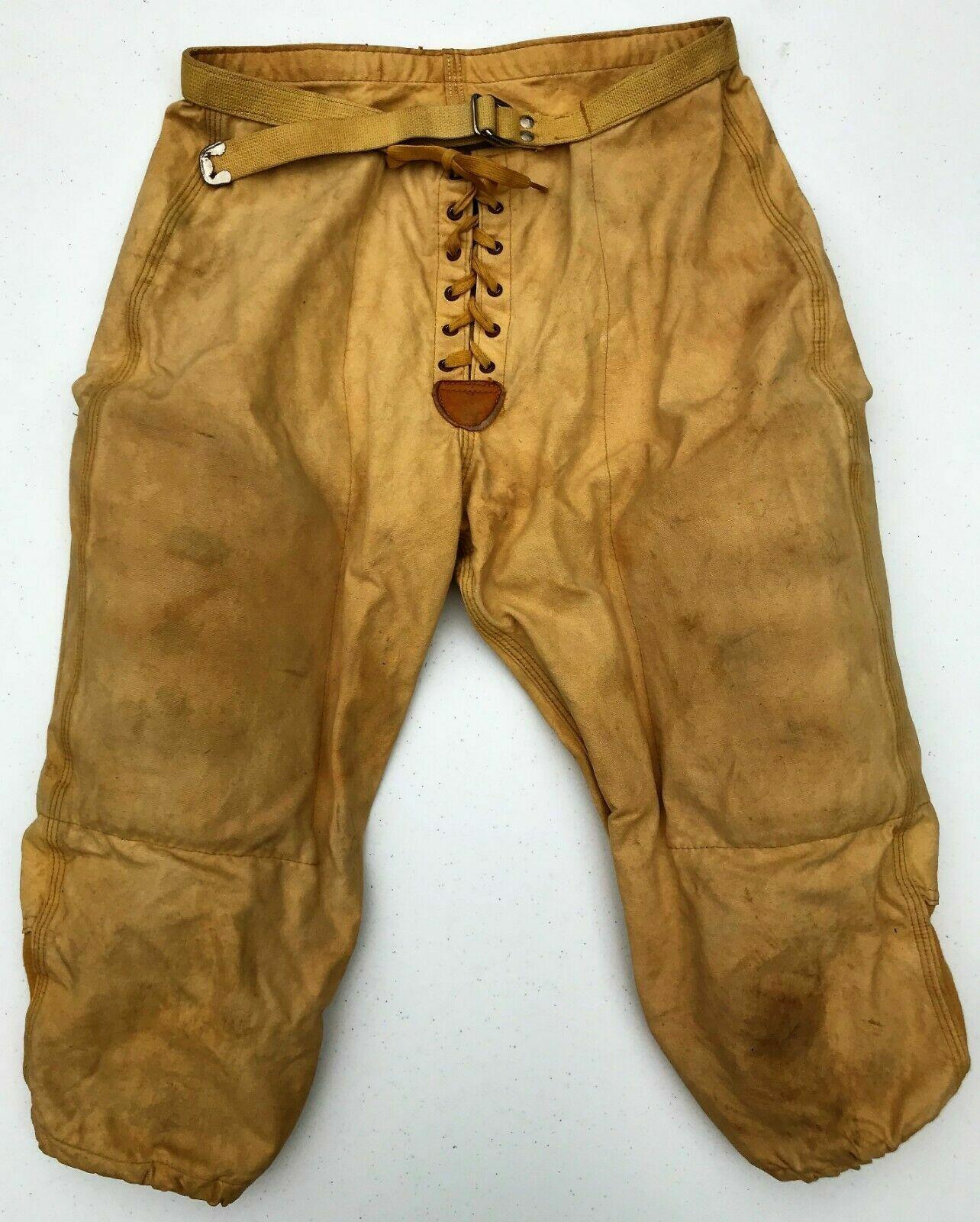 1930-40's Vintage Football Pants