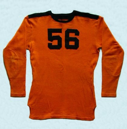 1920's Vintage Football Jersey - O'Shea Knitting Mills