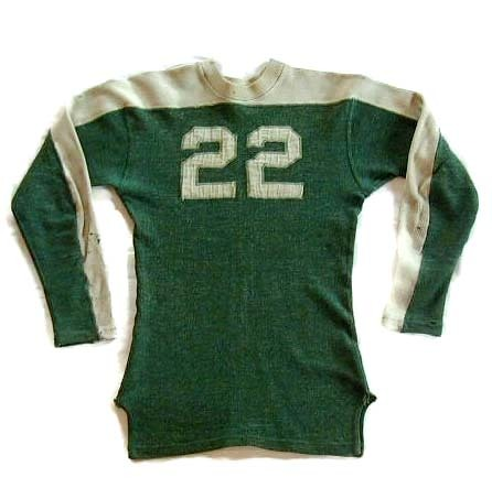 1920's Football Jersey - Wool - Horace Partridge