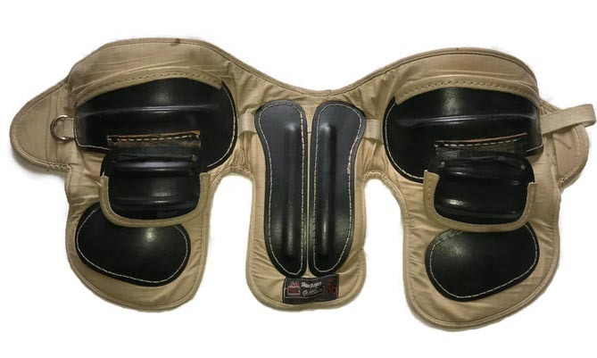 1940's MacGregor GoldSmith Football Hip Pads