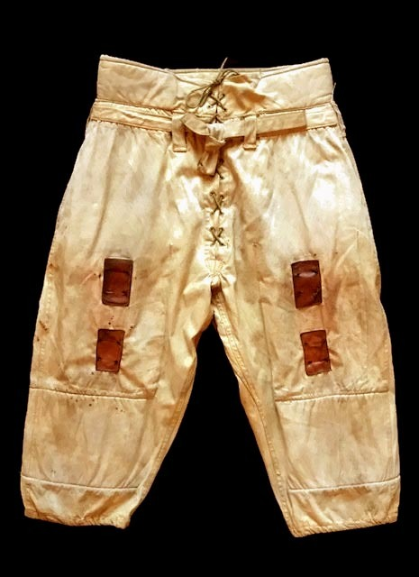 1920's Antique Football Pants