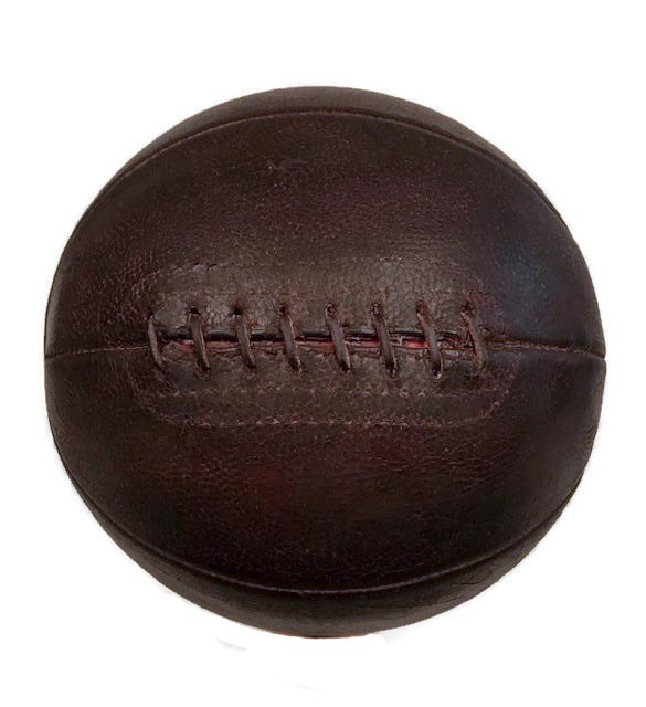 Vintage Laced Basketball 1930's