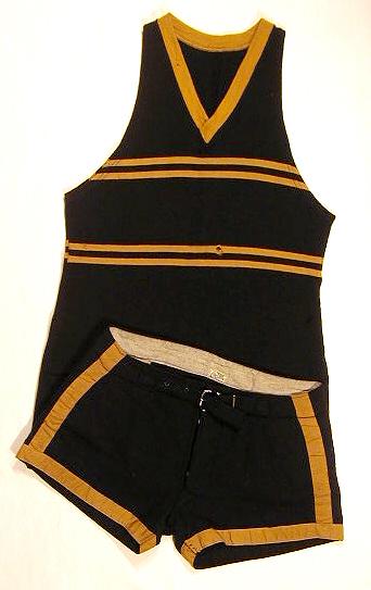 1910's Vintage Basketball Uniform by O'shea