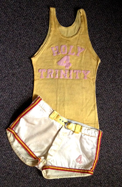 Vintage Basketball Uniform - 1930-40's