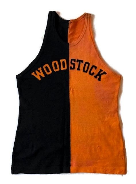 1920s WOODSTOCK Basketball Jersey made by O'Shea