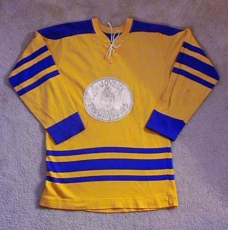1930-1940's Vintage Hockey Jersey
