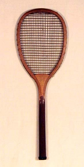 1892 Horsman 'Standard' Model Lawn Tennis Racket