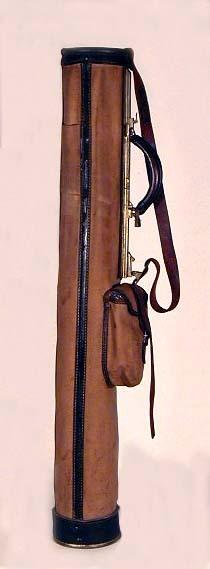 1917 Golf Bag made for James W. Brine Co