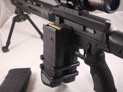 Aluminum AR-10 Couplers