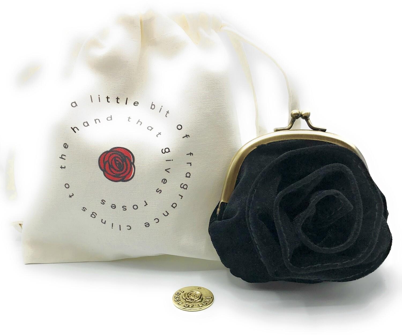 the little rose, midnite black