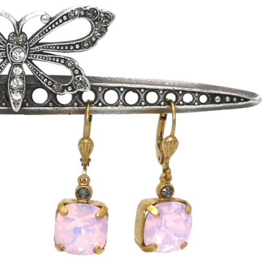 La Vie Parisienne OPRAH Gold With Rose-Water Swarovski Crystal