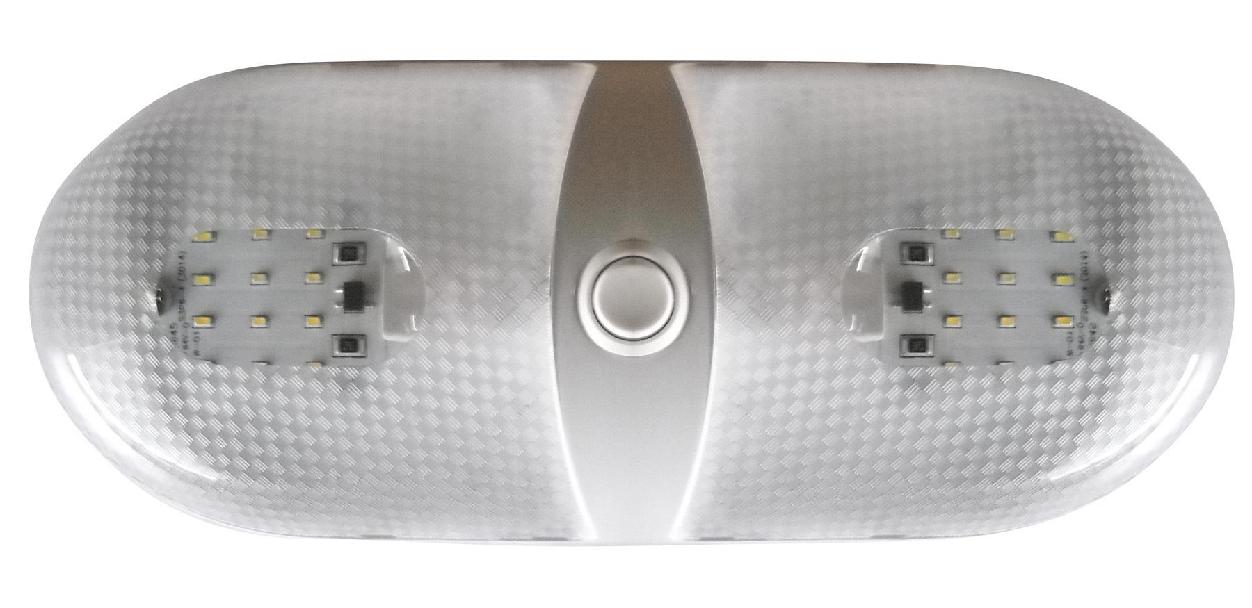 Double Pancake LED Fixture - Warm White 52430-ww