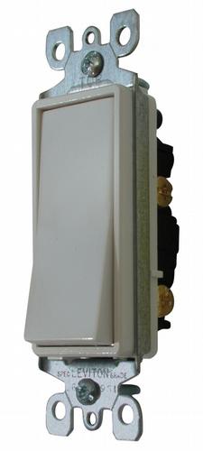 Decor Switch - White SSCS-10