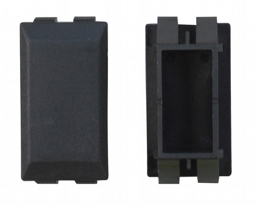 Insert/Wall Plate - Black 3/bag