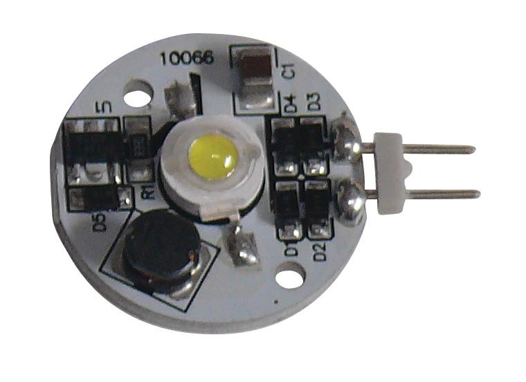 High Output G-4/JC20 Bulb with COB Technology - Warm White 52620-ww