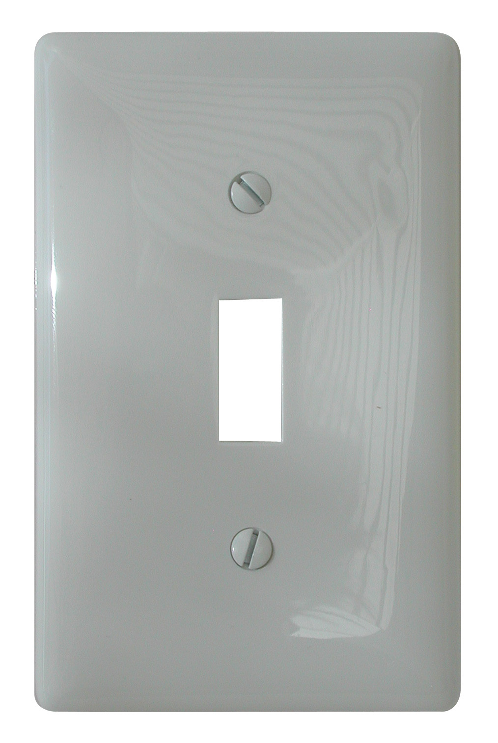 Toggle Switch Cover - White 4134W
