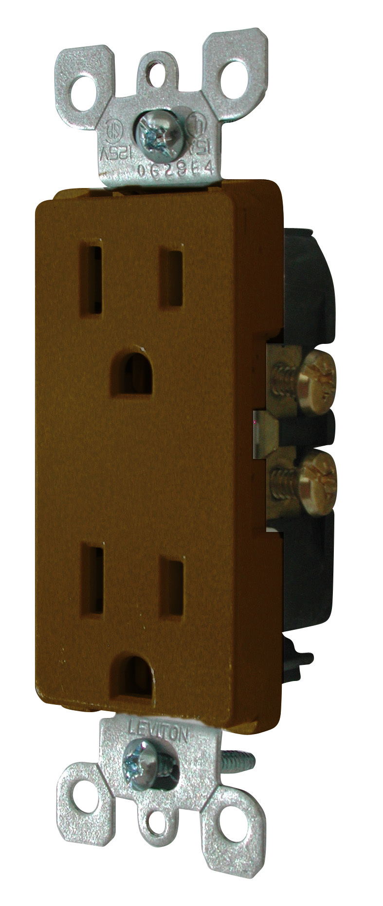 Decor Receptacle - Brown SSCR-18
