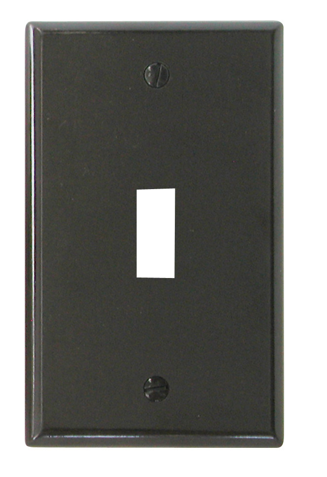 Toggle Switch Cover - Brown SPD1