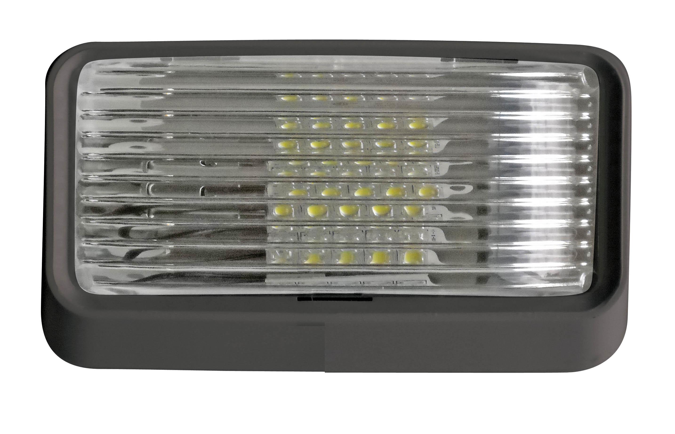 Black Surface Mount Standard Porch Light - No Switch 52729