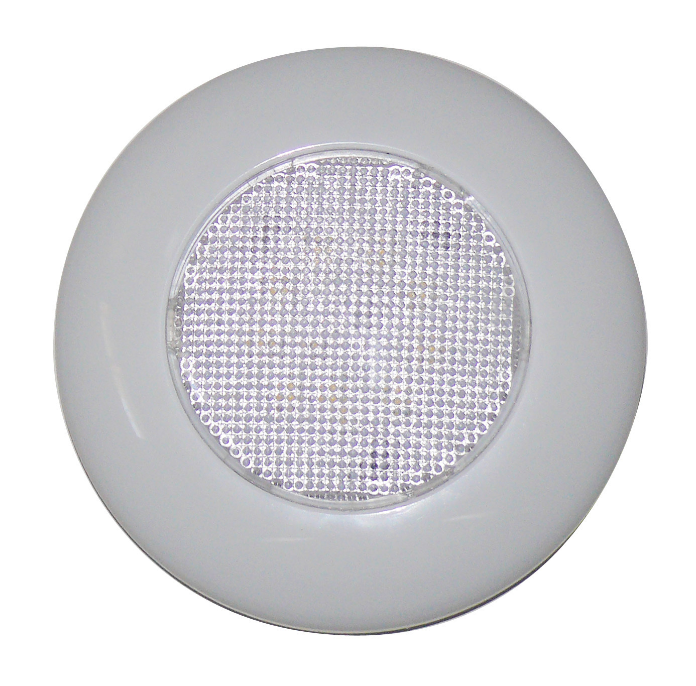9 Diode Cost Effective LED Round Light - No Switch 65208