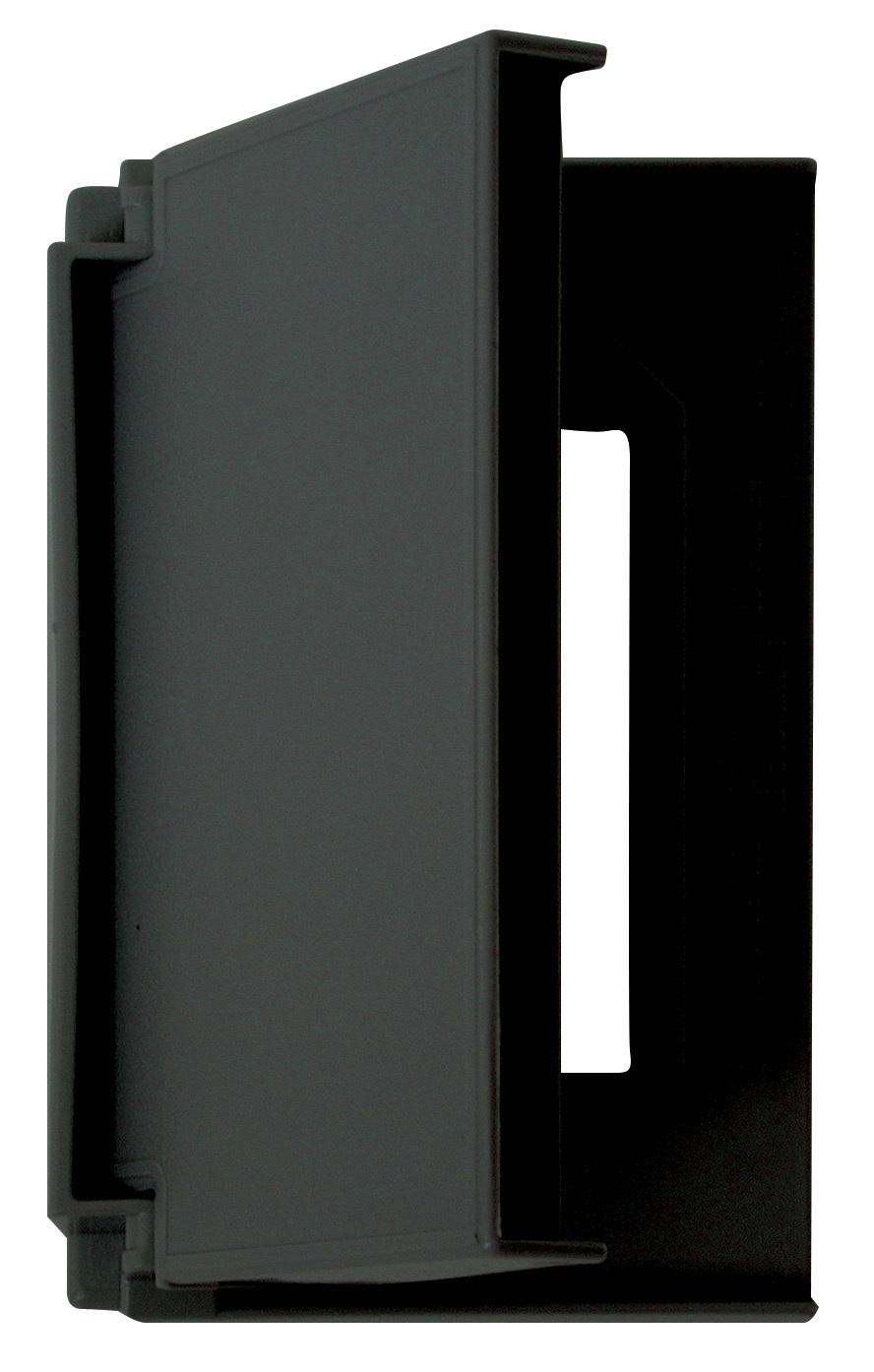 Weatherproof Decor Cover - Black 52519