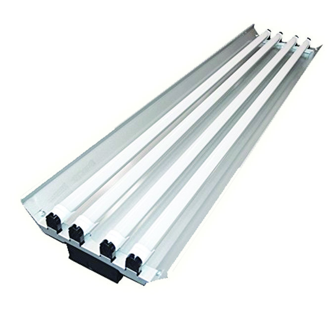 4 Foot 2-Tube LED Utility Fixture