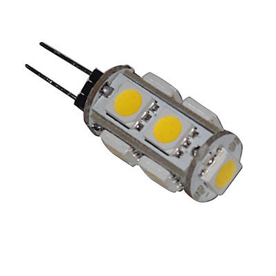 9 Diode LED Bulb for G-4 and JC10 Replacement