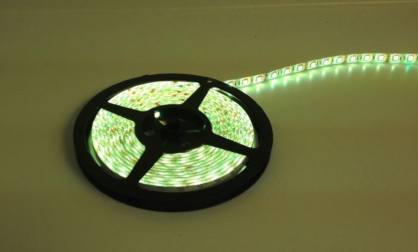16 Foot YELLOW LED Strip Light Only