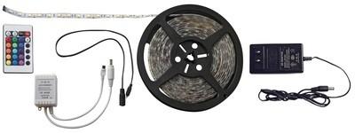 16 Foot RGB LED Strip Light Kit