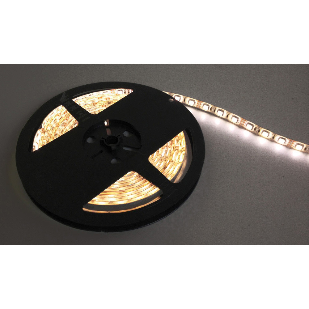16 Foot Daylight White LED Strip Light Only