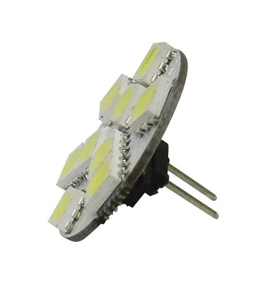 LED Bulb for JC10 or G-4 with Back Pin Installation