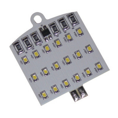 LED Bulb with SMD Technology 18 Diode 906/921 - Warm White