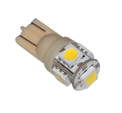 LED Bulb for 194 Replacement - Warm White