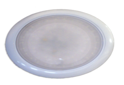 7 Inch LED Round Touch Light