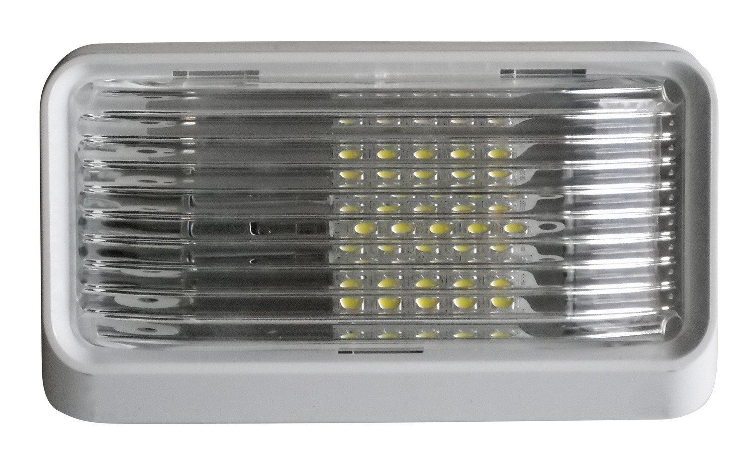 LED Porch Light Clear Lens