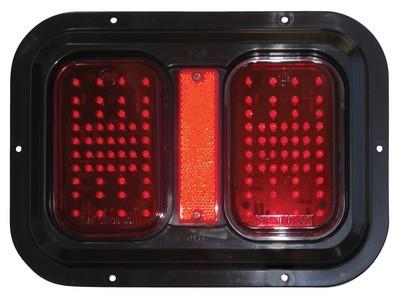 Weatherproof LED Tail Lamp, Turn Signal, and Brake Light