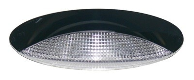 Black Eurostyle Porch Light - 27 diode