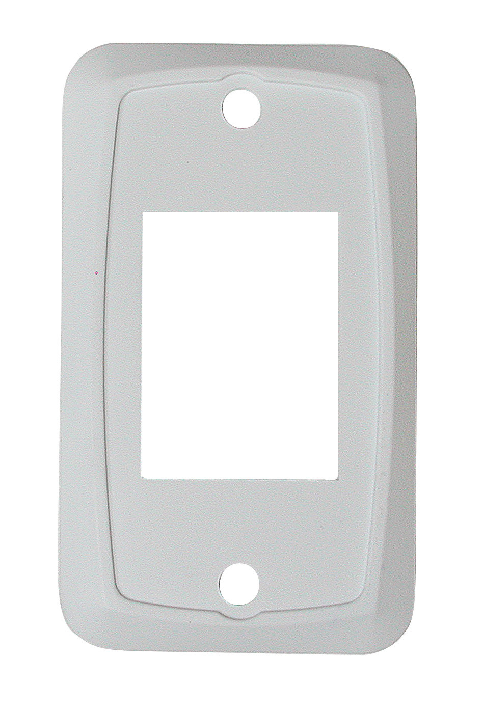 Switch Plate - White 3/Bag