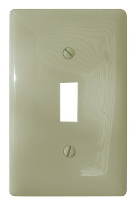Toggle Switch Cover - Ivory