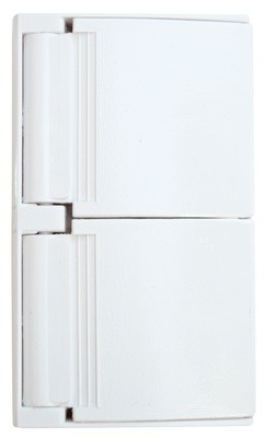 Weatherproof Standard Receptacle Cover - White
