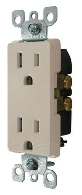 Decor Receptacle - Ivory